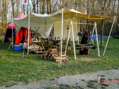 Honesti Monacensis auf dem Osterlager 2016