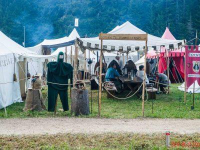Honesti Monacensis bei den Ritterspielen zu Ehrenberg am 27.07.2018